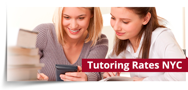 Tutoring Rates NYC