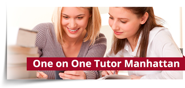 one on one tutor Manhattan